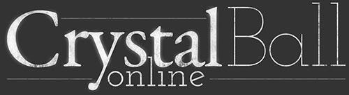 Logo crystal ball